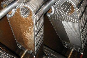 промывка теплообменников до и после